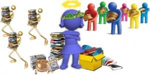 Инфобизнес – продажа в Интернете полезной для людей информации в виде информационных продуктов