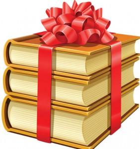 Книги – в подарок!