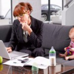 Женщина и Интернет-бизнес. Преимущества работы в Сети.