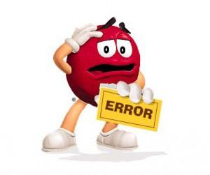 Ошибки начинающих сайтостроителей при создании сайта своими руками