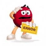 Ошибки начинающих сайтостроителей при создании сайта своими руками (продолжение).