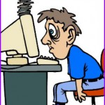 Как сохранить зрение тем, кто многие часы проводит за компьютером? Полезное видео