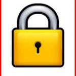 Установим на сайт надёжный пароль.