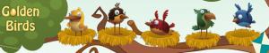 Заработок на онлайн играх. GoldenBirds