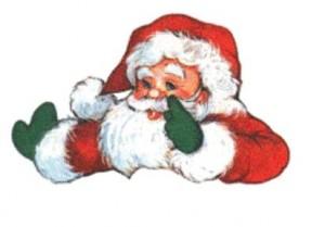 Дед Мороз — новогоднее украшение любого сайта